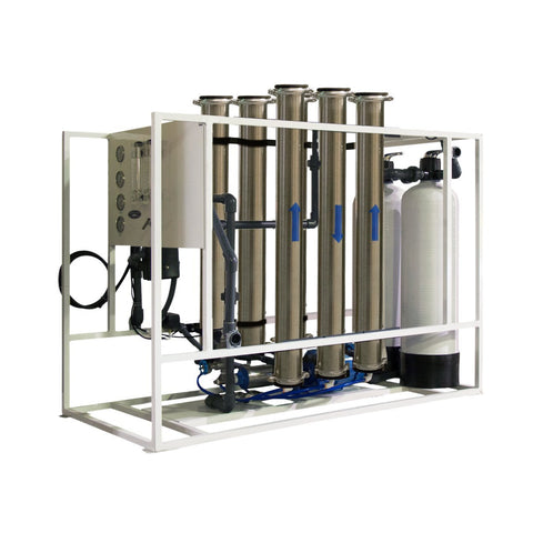 High-Flow Reverse Osmosis System - Commercial - Crystal Quest Water Filters
