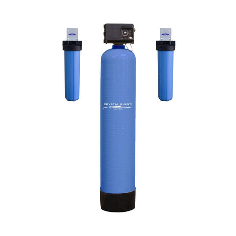 High Flow Whole House Water Filter - Whole House Water Filters - Crystal Quest Water Filters