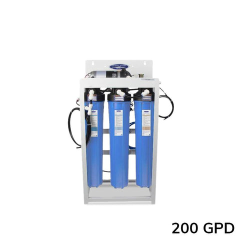 200 GPD / Standalone Whole House Reverse Osmosis System - Reverse Osmosis System - Crystal Quest