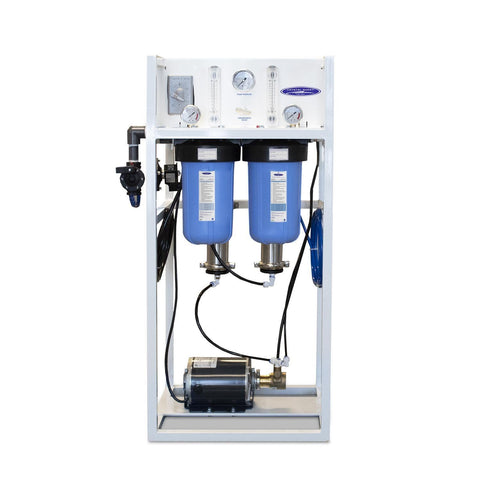 500 GPD Mid-Flow Reverse Osmosis System - Commercial - Crystal Quest