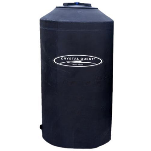Atmospheric Storage Tank - 165 Gallon - Parts - Crystal Quest Water Filters