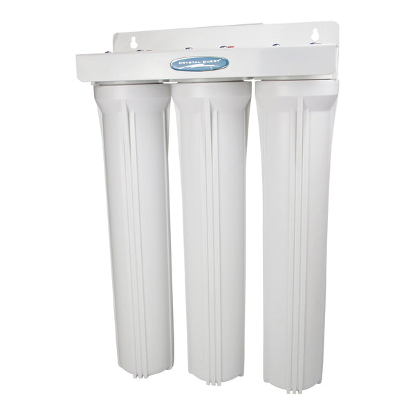Commercial 20 Quot Triple Cartridge Water Filter