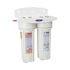 Commercial Double Inline Water Filter - Commercial - Crystal Quest