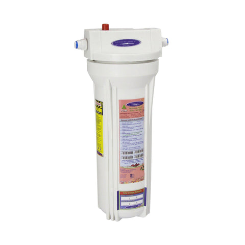 Commercial Single Inline Water Filter - Commercial - Crystal Quest