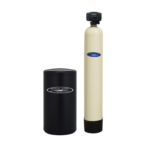 Commercial Water Softener System (45,000 Grains) - Single 1.5 cu.ft. - Commercial - Crystal Quest Water Filters