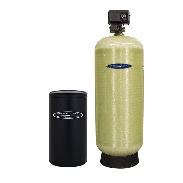 Commercial Water Softener System 450 000 Grains Single
