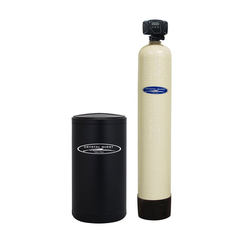 Commercial Water Softener System (60,000 Grains) - Single 2.0 cu.ft. - Commercial - Crystal Quest Water Filters