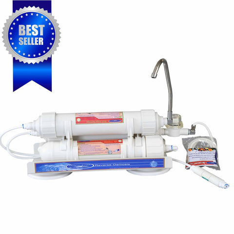 Countertop Reverse Osmosis System - Reverse Osmosis System - Crystal Quest
