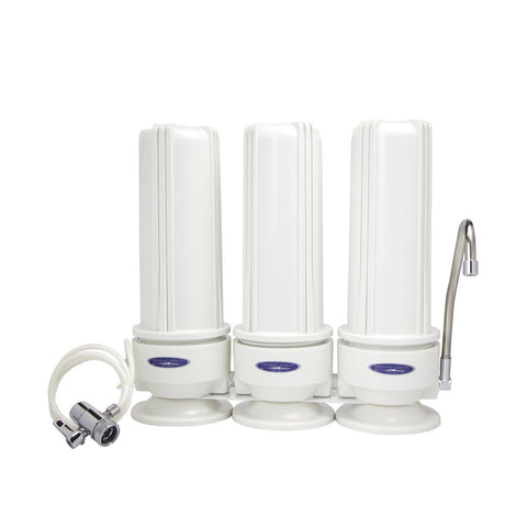 Default Title SMART Countertop Water Filter System (new) Countertop Water Filters Crystal Quest