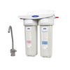 Double Arsenic Under Sink Water Filter System - Under Sink Water Filters - Crystal Quest