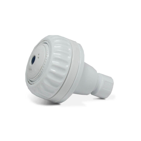 LSP Shower Head (white) - Parts - Crystal Quest Water Filters