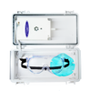 Quest Micro-Blaster™ Ozone Disinfection Box for Personal Items - Ozone Generator - Crystal Quest