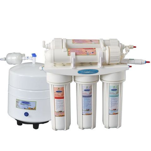 Reverse Osmosis Under Sink Water Filter - 2000M - Reverse Osmosis System - Crystal Quest