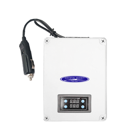 Transportation and Ride-sharing Quest Micro-Blaster™ Ozone Generator | Grams Per Hour - Ozone Generator - Crystal Quest Water Filters