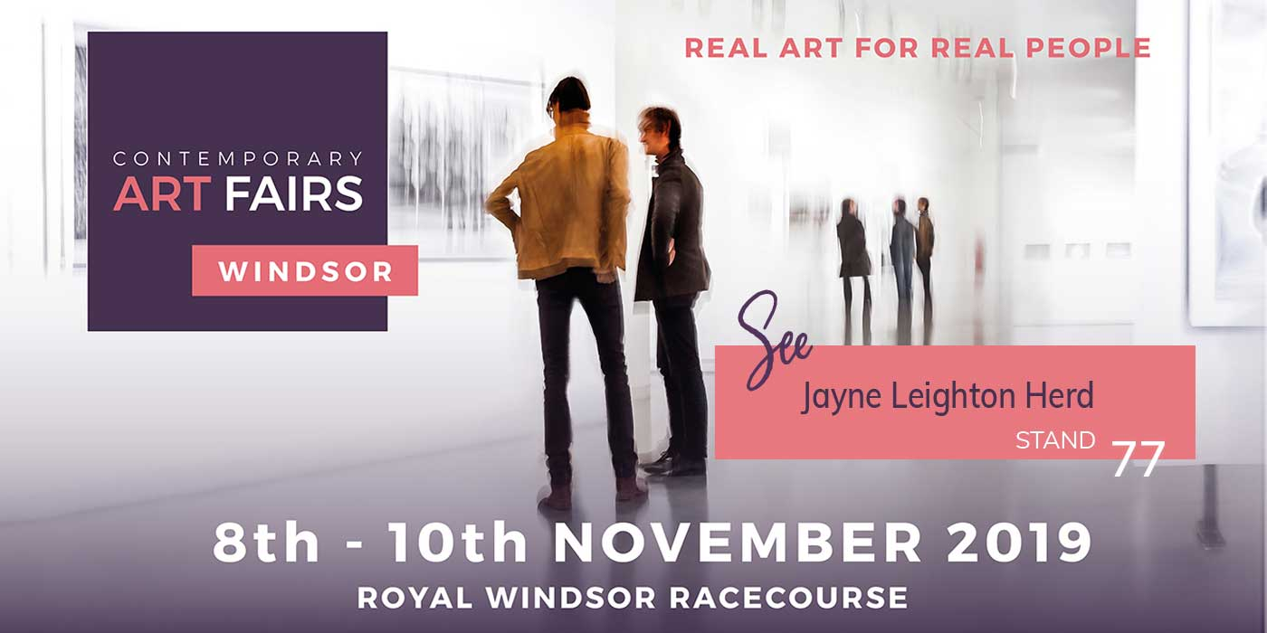 Get Free tickets to Contemporary Art Fairs Windsor 2019