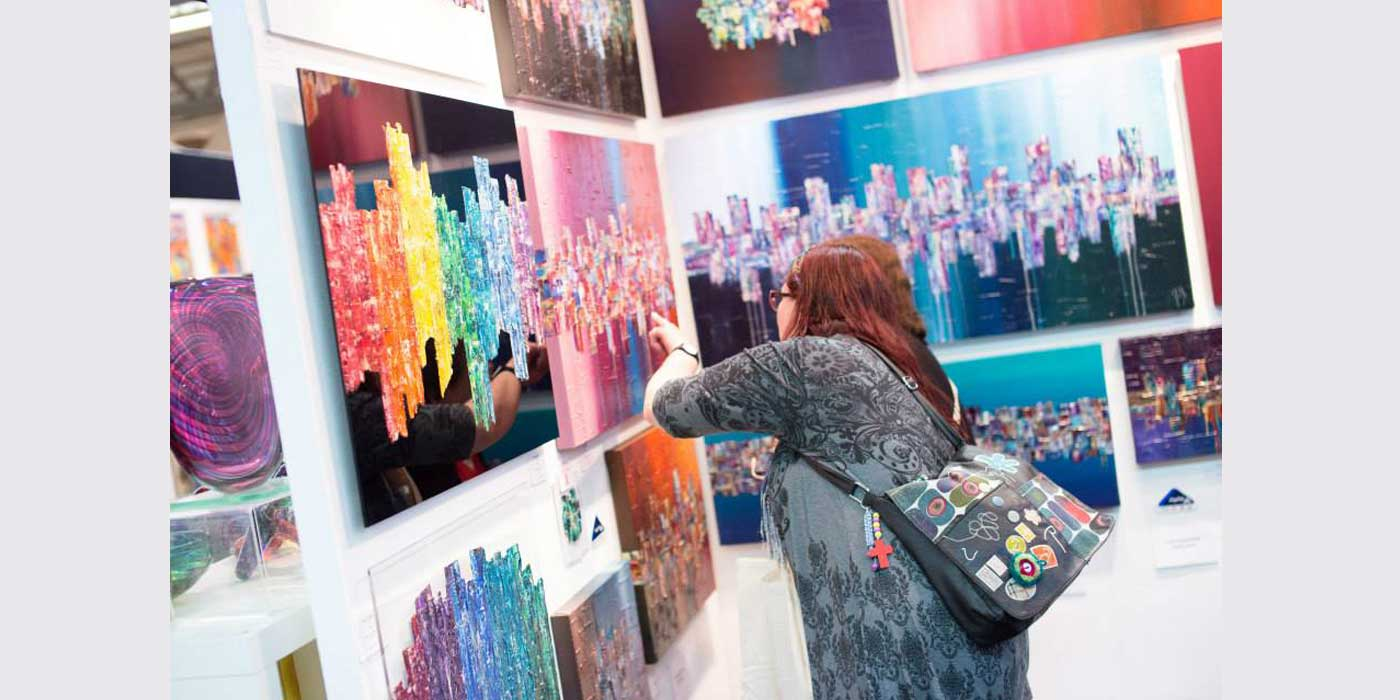 12 essential things you must know before visiting an art fair