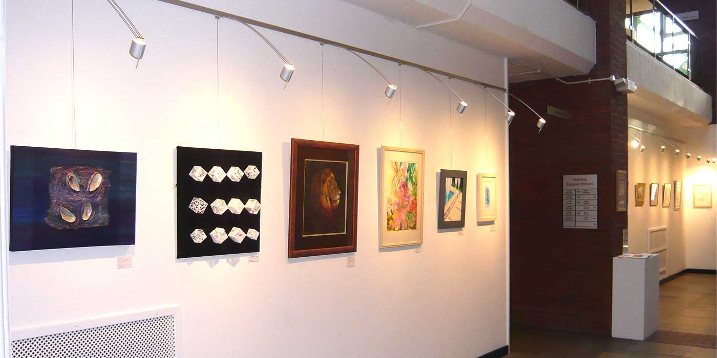 Group exhibition at the Mall Gallery