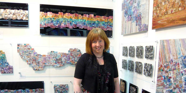 Great weekend at Reading Contemporary Art Fair 2012