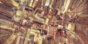 New original abstract painting: Riads