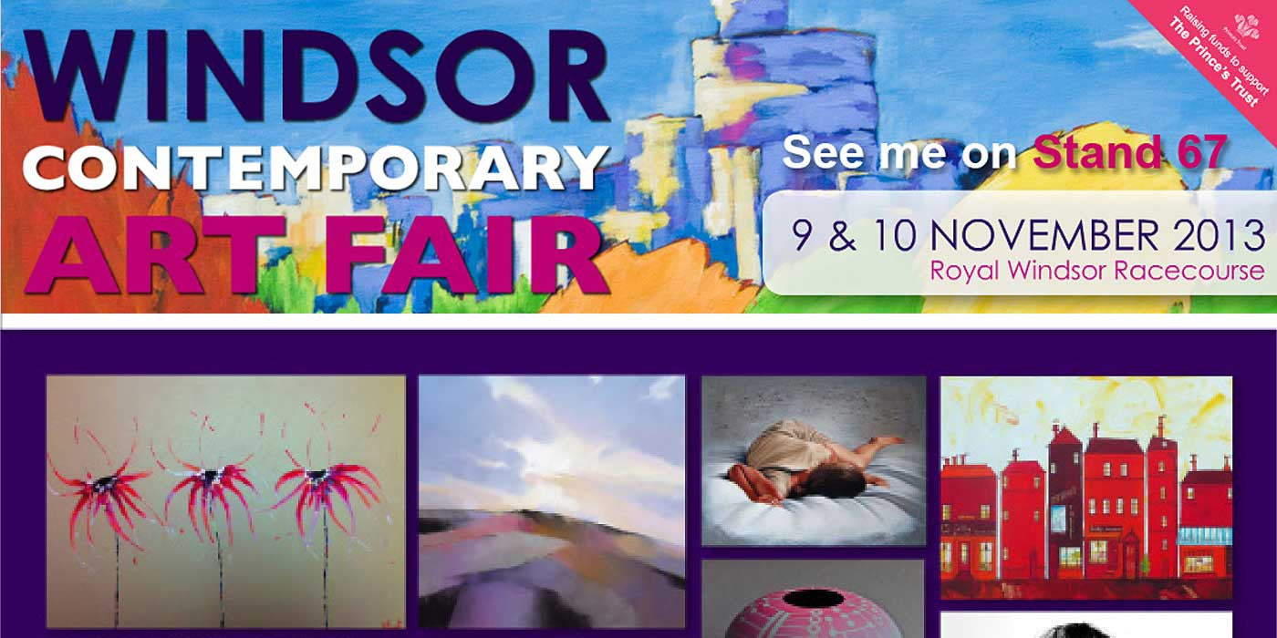 2 for 1 ticket to Windsor Contemporary Art Fair 2013