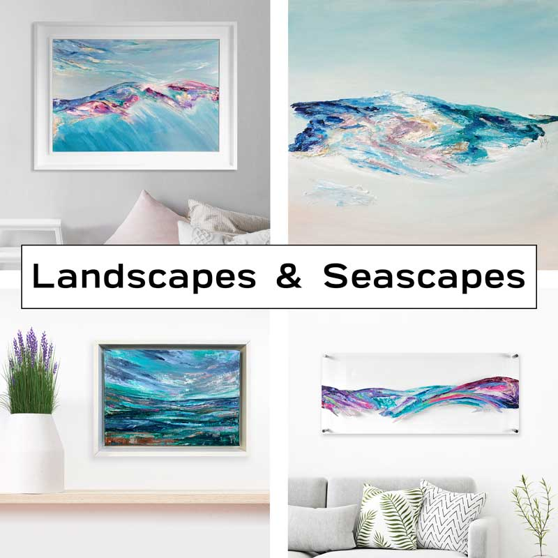 Explore Landscapes & Seascapes