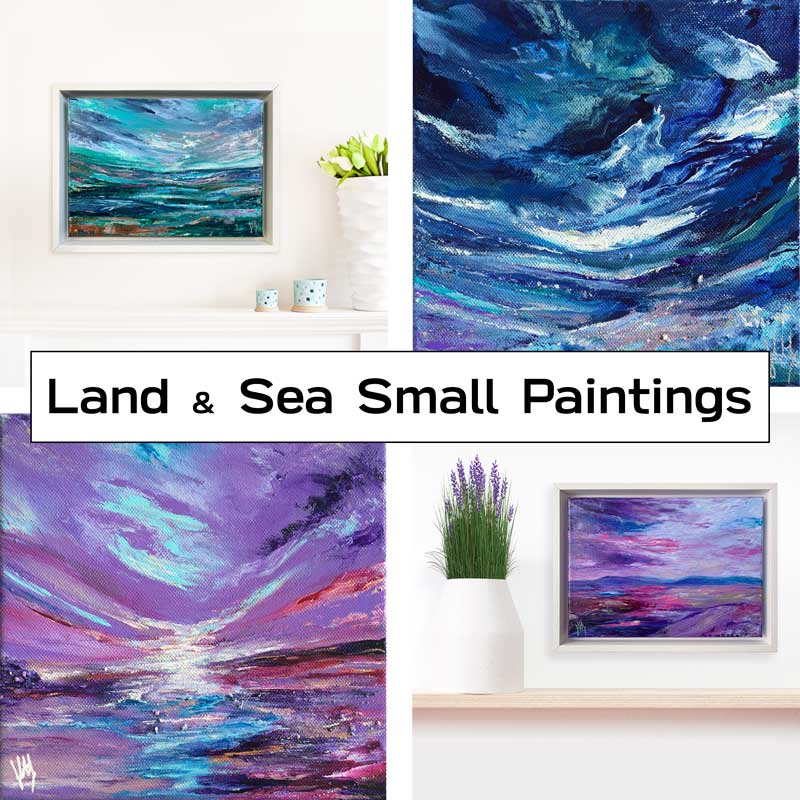 Explore land & sea small works