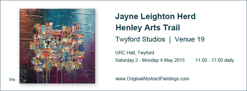 Jayne Leighton Herd - Venue 19 Henley Arts Trail