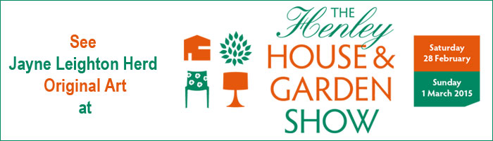 Art at Henley House and Garden Show 2015