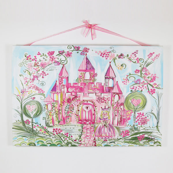 Magical Fairy Castle