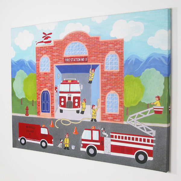 Fire Station Emergency