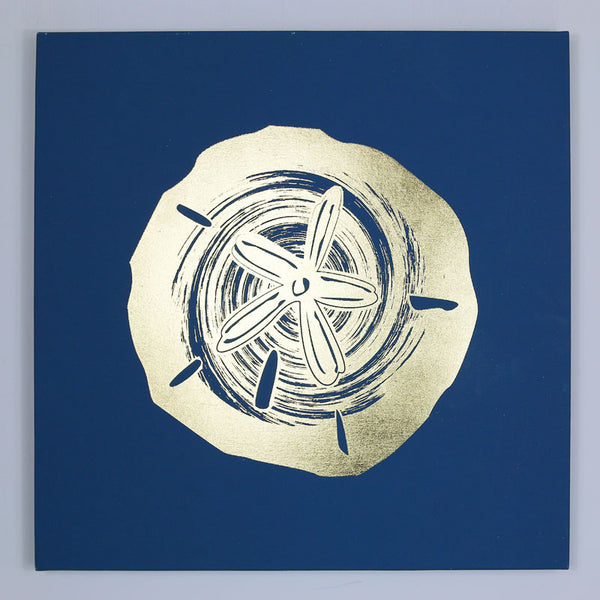 Sand Dollar Gold/Navy