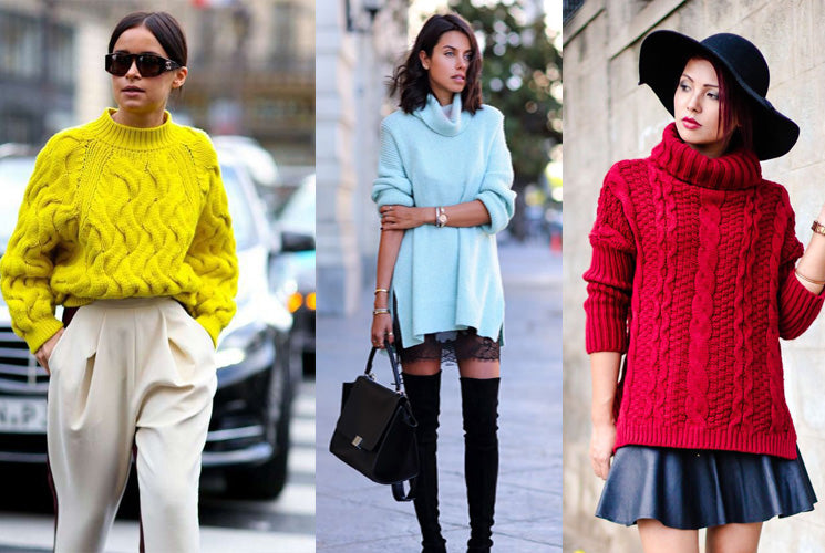 Winter Trends to keep you Cozy and Stylish!!