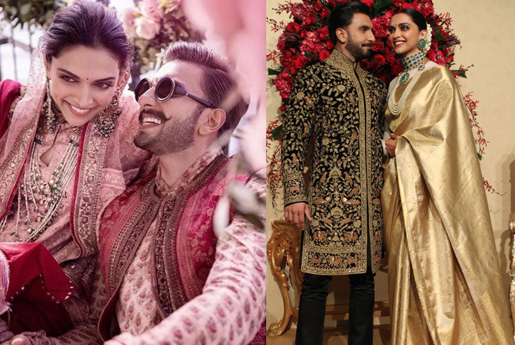 DeepVeer's Official Wedding Pictures Are HERE and they look Ethereal in their Wedding pictures!!