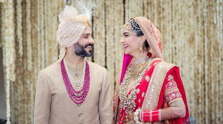 Sonam ki shaadi!! All the intresting deets from the most insta stalked wedding of the year!!