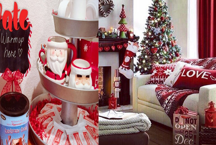 Simple Room Decor Ideas To Make Your Christmas Prettier!! Winter is here!
