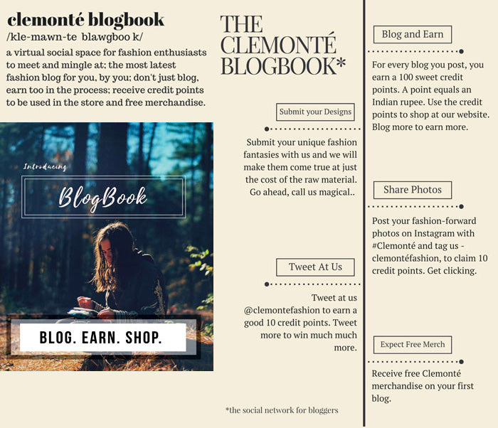 Clemonte BlogBook