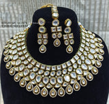 Clemonte India Jewels - Suvarna Jadau Kundan Jewellery set