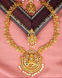 Clemonte India Jewels - Flower Devi necklace set