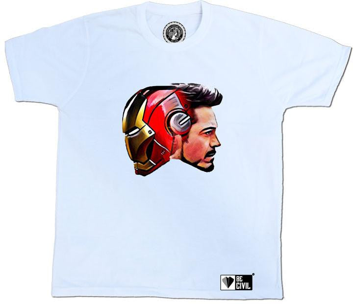 IronMan Tony Stark Artwork TShirt