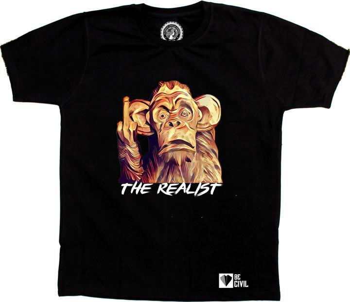 BeCivil The Realist TShirt