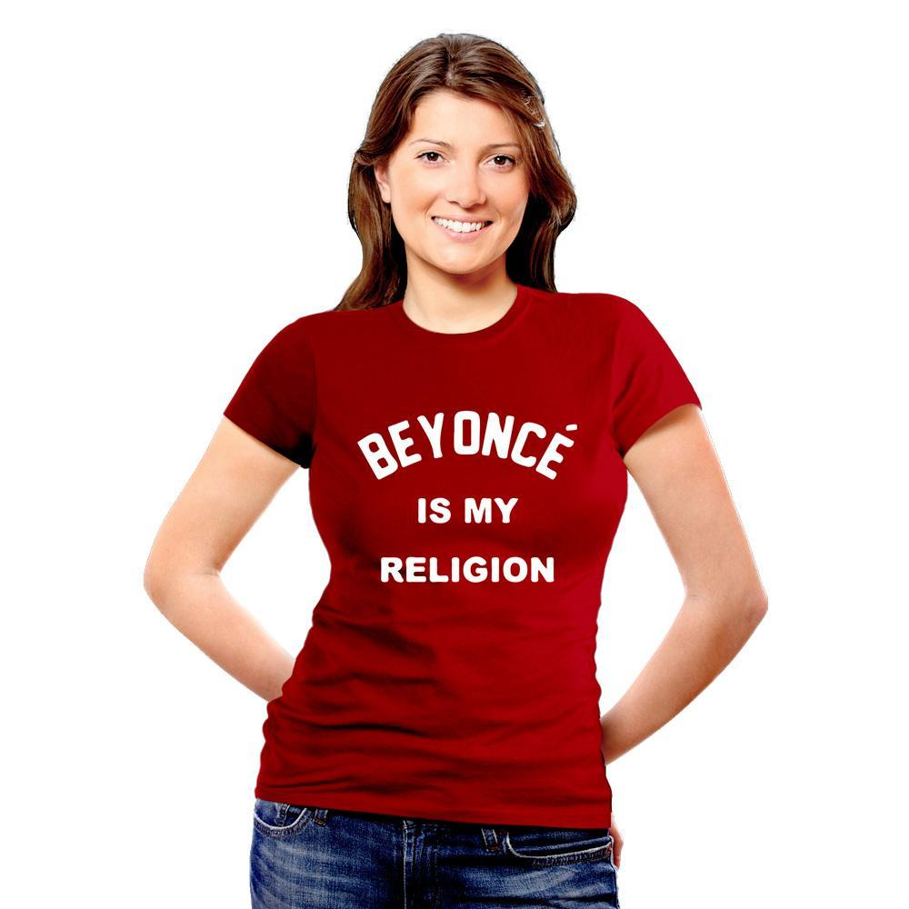 BeCivil Beyonce is My Religion TShirt