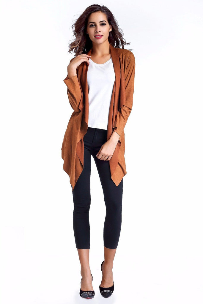 Clemonte Cocoa trench jacket