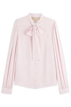Clemonte Blush pink bow top