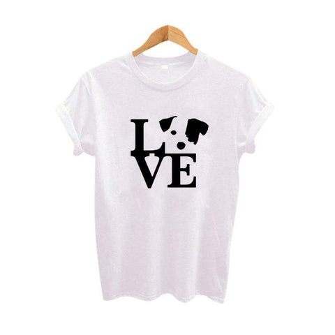 BeCivil Dog Love tshirt