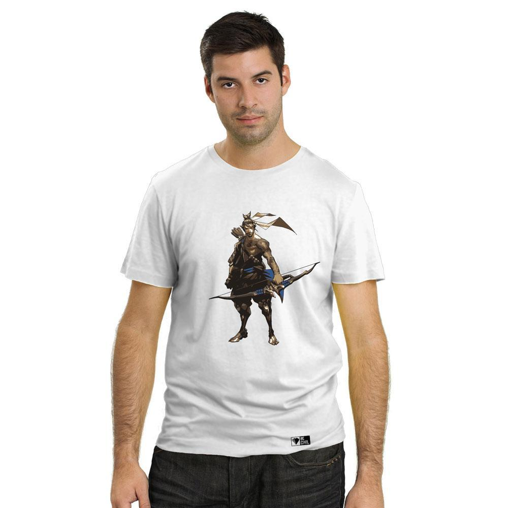 BeCivil Overwatch collection - Hanzo TShirt