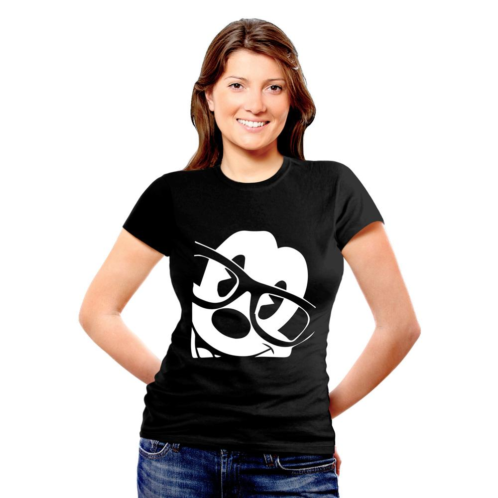 BeCivil Mickey Glasses TShirt