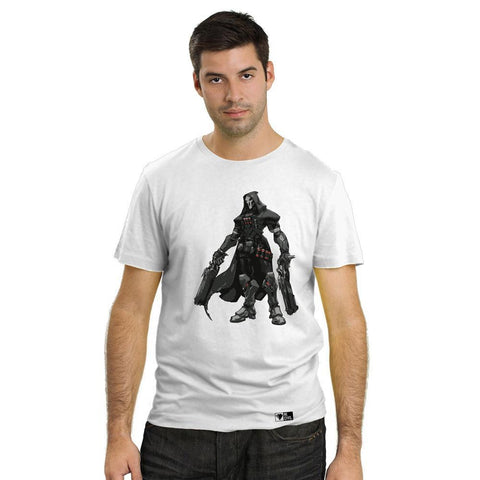 BeCivil Overwatch collection - Reaper TShirt