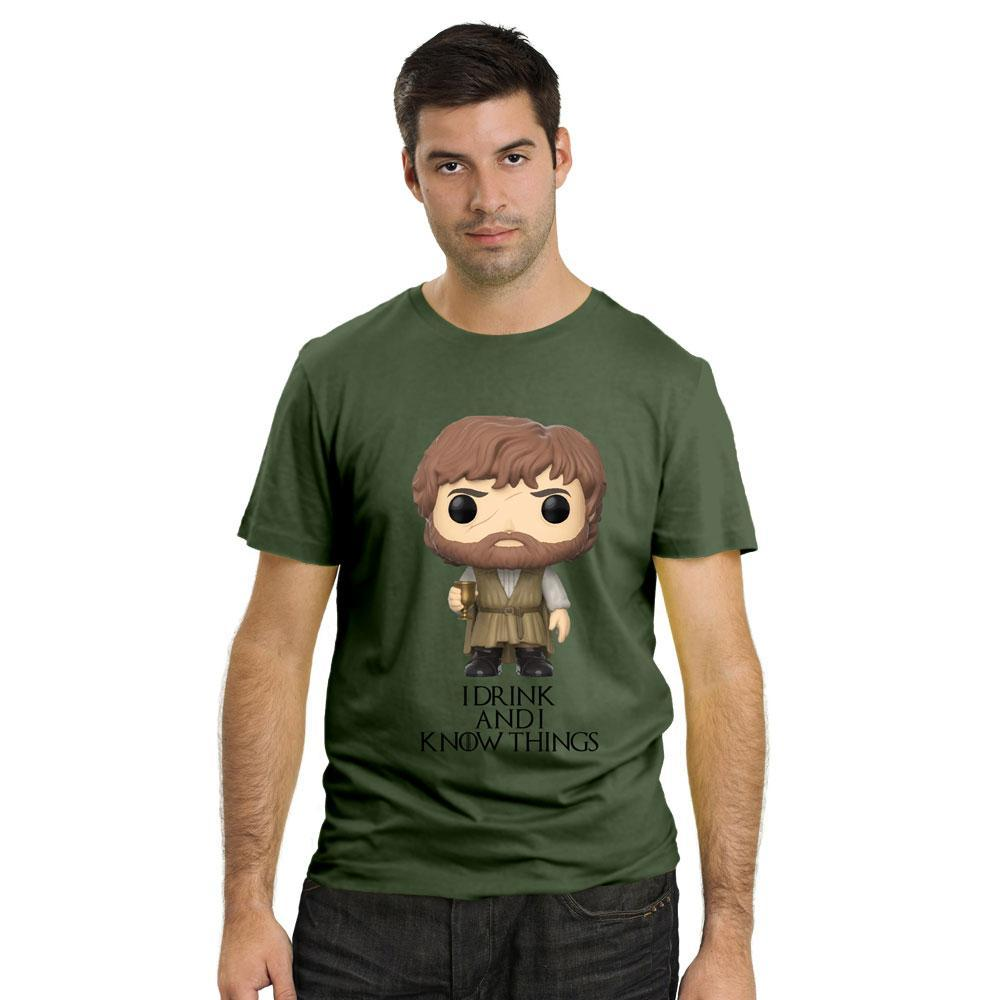 BeCivil Tyrion Lannister Game of Thrones Men's T-Shirt