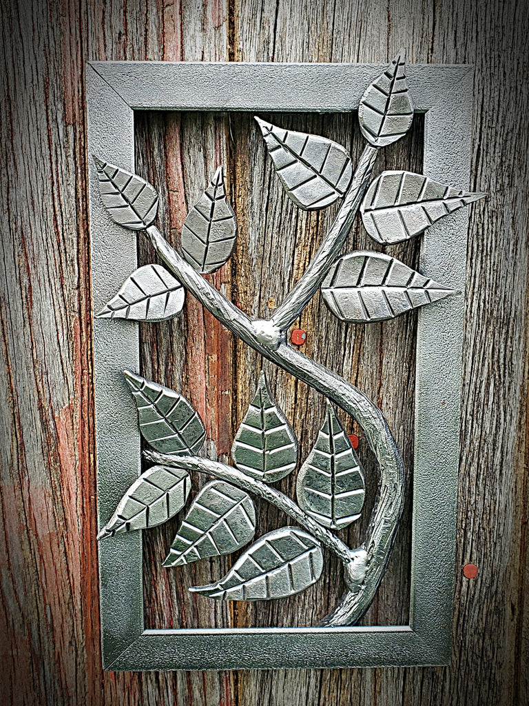 Leafy Branch Wall Art