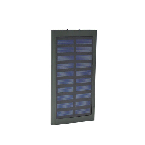 100000mAh Dual-USB Waterproof Solar Charger